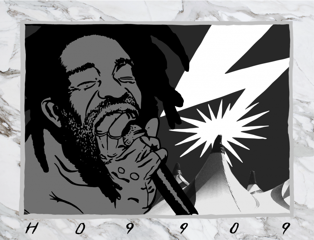 Ho99o9, illustratie Sjors Driessen (aka Topsy Turvy Magic)
