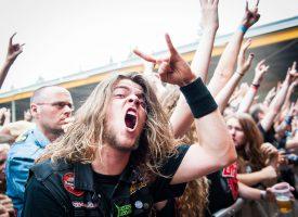 Dynamo Metal Fest: Geest Dynamo Open Air herleeft met Anthrax, Obituary, Sacred Reich en verrassing At The Gates