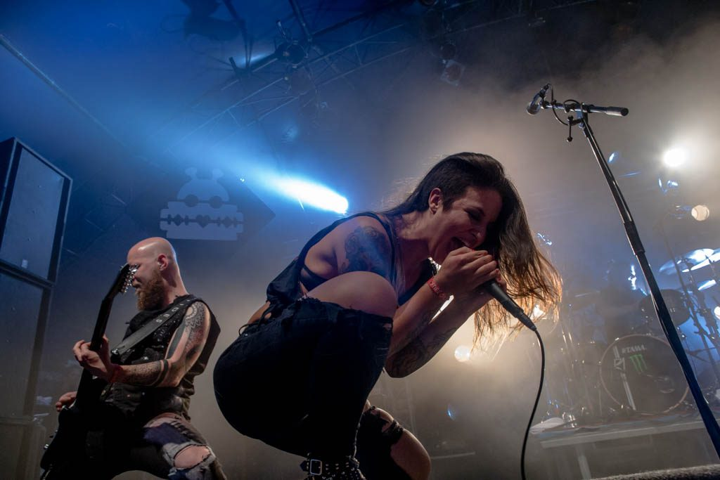 The Charm the Fury, foto: Rob Sneltjes