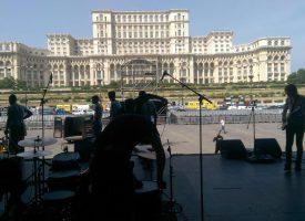 Tourverslag: Birth of Joy rockt Boekarest met Muse
