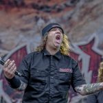 Exodus op Into The Grave, foto Rob Sneltjes