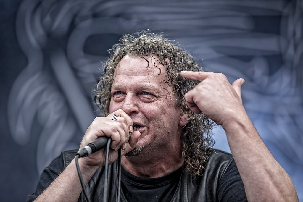 Voivod op Into The Grave, foto Rob Sneltjes