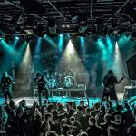 Fear Factory in Melkweg, foto Rob Sneltjes