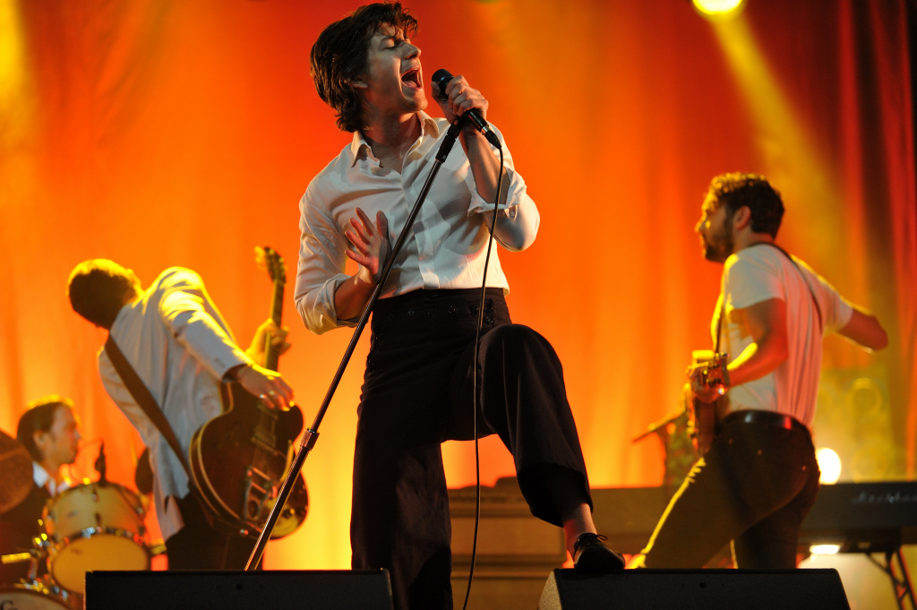 The Last Shadow Puppets, foto: Christel de Wolff