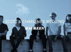 Trackprimeur: Scott & Charlene's Wedding rammelt, pakt en charmeert met Maureen