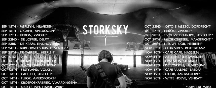 Popronde-preview: Storksky met een speciale Fortheloveofbass sessie op Zomerparkfeest
