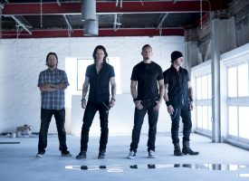 Primeur: Alter Bridge dropt lyric video voor My Champion