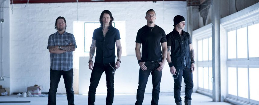 Primeur: Alter Bridge dropt lyric video voor My Champion