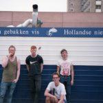 Fake O's band