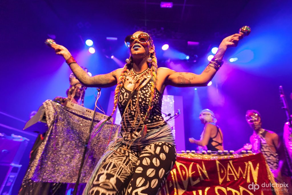 Golden Dawn Arkestra, foto Jan Rijk