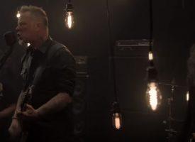 Weer een nieuwe Metallica-video: Moth Into Flame!