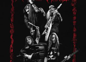 """Doom metal-titanen Saint Vitus met een klassiek livealbum inclusief zanger Scott """"Wino"""" Weinrich"""