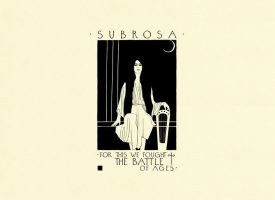 Albumreview: SubRosa werkt stevig op gemoed met For This We Fought The Battles of Ages