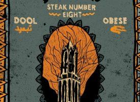 EKKO & Never Mind The Hype presenteren DOOMSTAD, editie 1 met Steak Number Eight, DOOL & OBESE