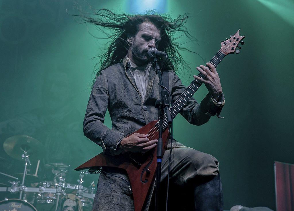 Fleshgod Apocalypse op Epic Metal Fest 2016, foto Rob Sneltjes