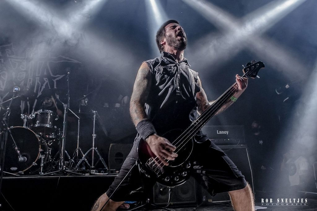 Seita op Amsterdam Metalfest, foto Rob Sneltjes