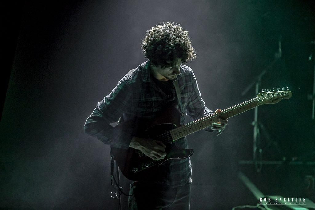 Exivious op Amsterdam Metalfest, foto Rob Sneltjes