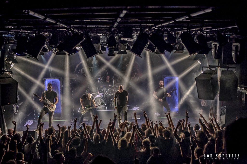 Aborted op Amsterdam Metalfest, foto Rob Sneltjes