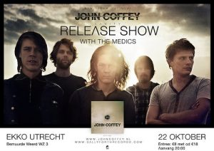 John+Coffey+album+release++The+Medics+john+coffey+the+medics
