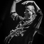 Michael Gira van Swans in de Effenaar, foto Paul Verhagen