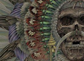 Albumreview: Ortega brengt dikke, sludgende doomparel Sacred States
