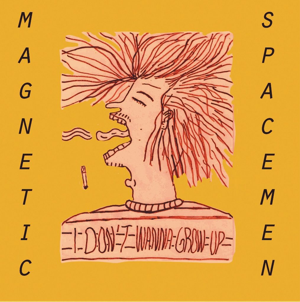 Magnetic Spacemen hoes