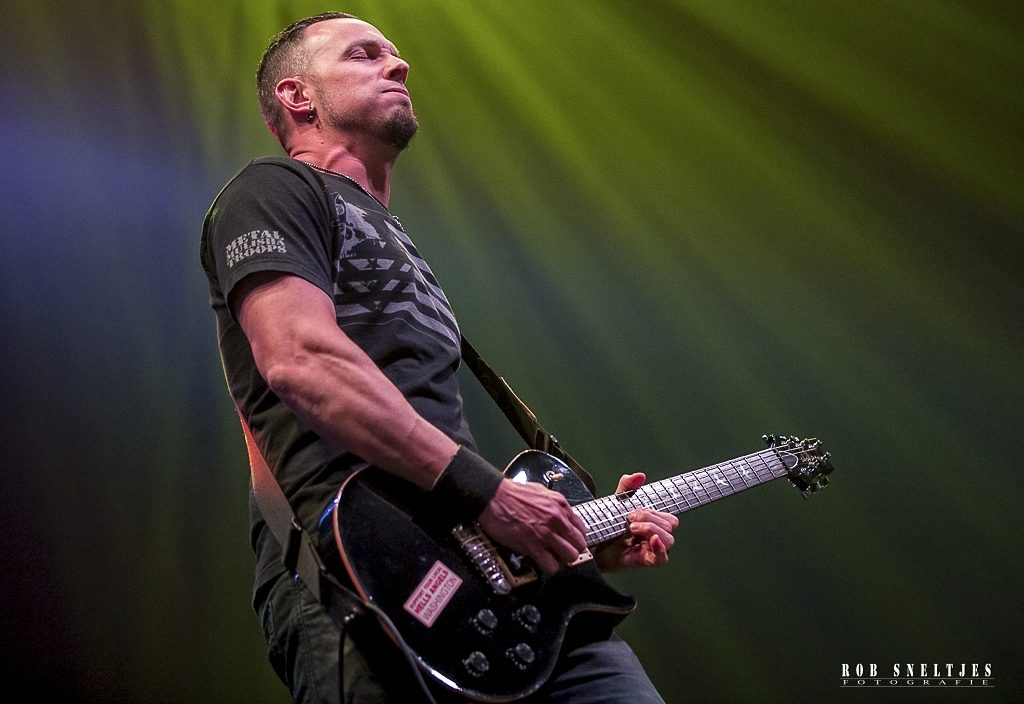 Alter Bridge in HMH, foto Rob Sneltjes