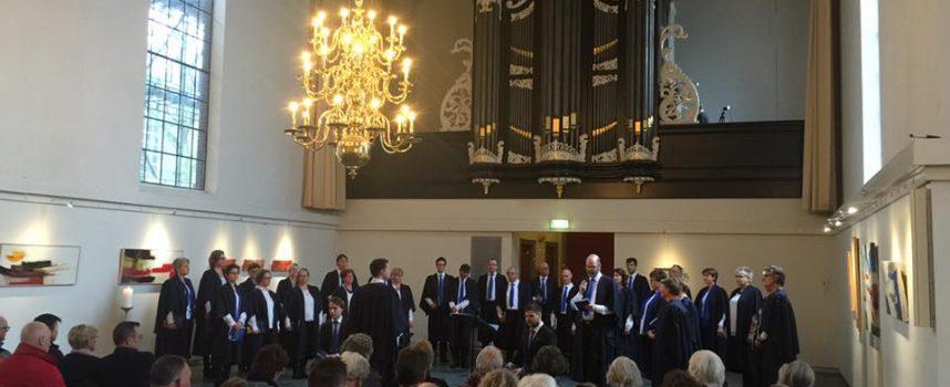 Harde Poprondes in Maastricht, Rotterdam en vierklapperrrr in de Grote Kerk in Emmen