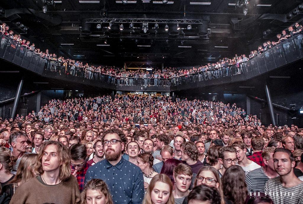 Publiek in 013, foto Rob Sneltjes