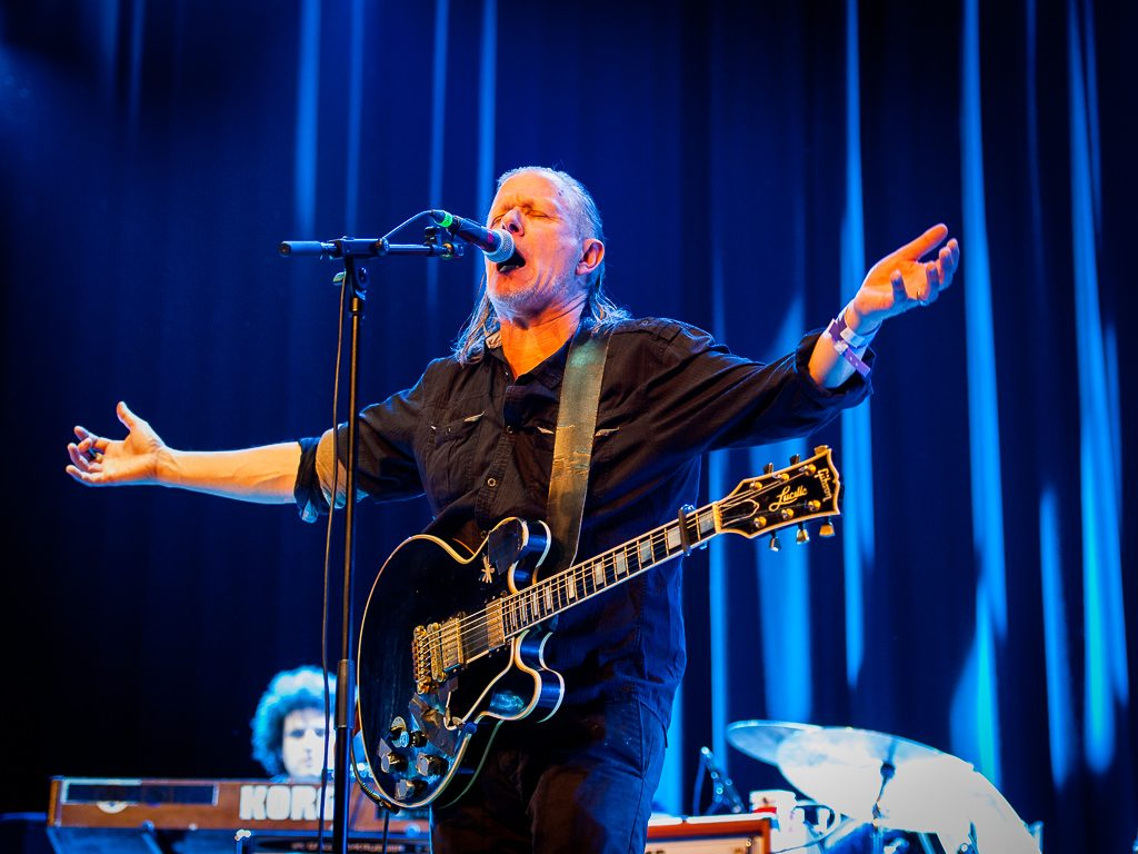 Michael Gira van Swans op Le Guess Who? foto Roy Wolters