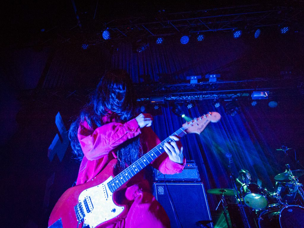 Bo Ningen op Le Guess Who?, foto Roy Wolters
