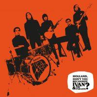 Hongaarse rockers Ivan & The Parazol met een speciale Holland EP
