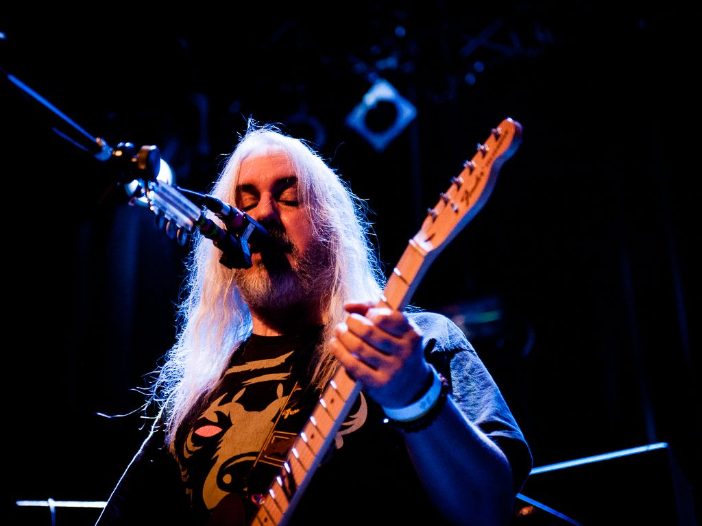 Dinosaur Jr. op Le Guess Who?, foto Roy Wolters