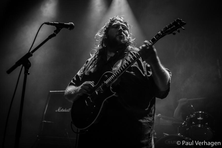Lord Dying op Soulcrusher Fest, foto Paul Verhagen