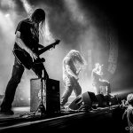 Meshuggah in 013, foto Paul Verhagen
