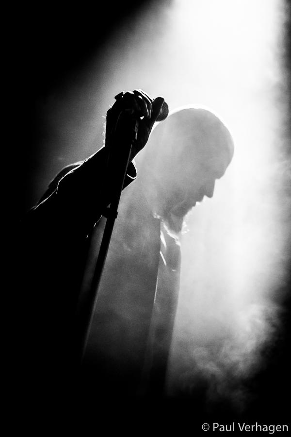 Nihill op Soulcrusher Fest, foto Paul Verhagen