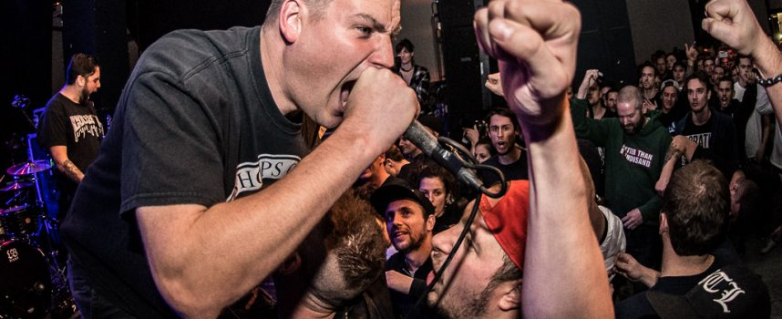 Vijf concerten die je niet mag missen week 8: Hardcore, grindcore, sleaze & meer…