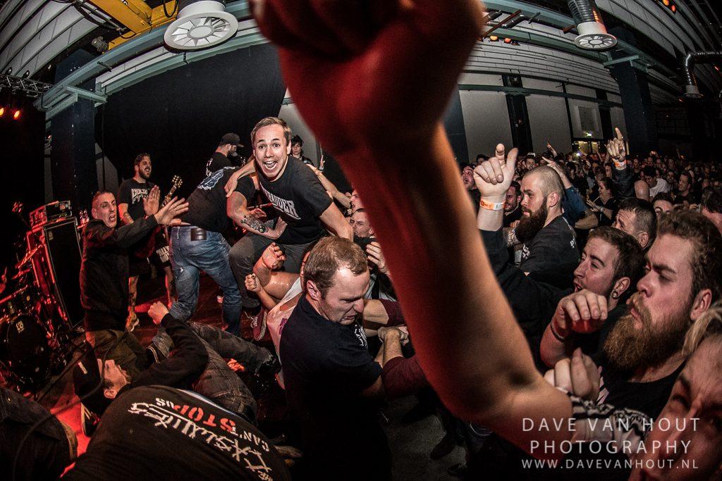 No Turning Back op The Sound Of Revolution, foto Dave van Hout