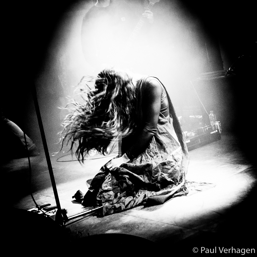 Oathbreaker op Soulcrusher Fest, foto Paul Verhagen