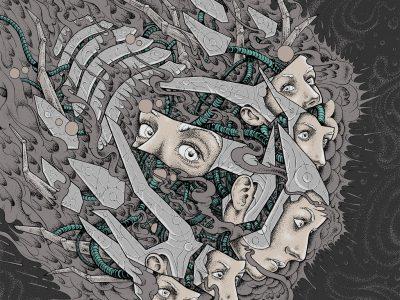 Track: HARK met de ziedende proggy sludge van Fortune Favours The Insane