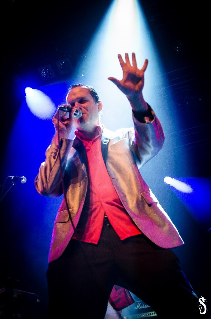 Electric Six in Doornroosje, foto Sandra Grootenboer