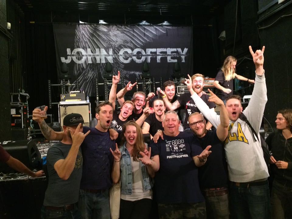 NMTH teamuitje bij John Coffey @ Kytopia/Tivoli Oudegracht