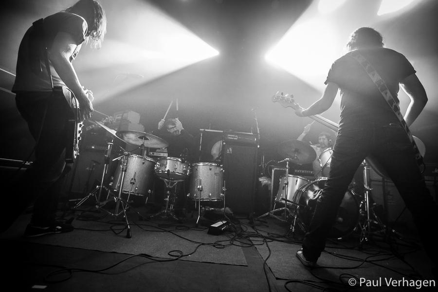 Year Of No Light op Incubate, foto Paul Verhagen