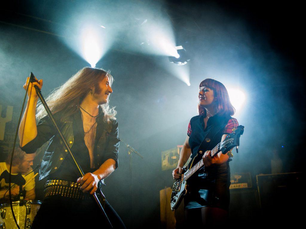 Death Alley op Lemmy Lives in Fluor, foto Roy Wolters