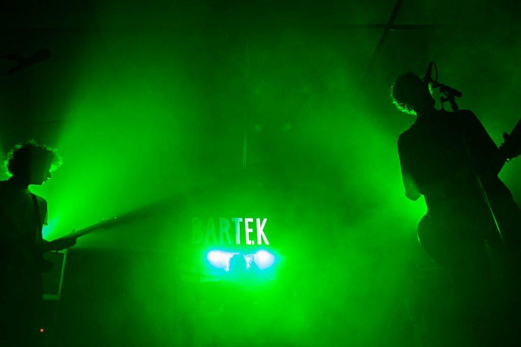 Bartek op Noorderslag, foto Rick de Visser