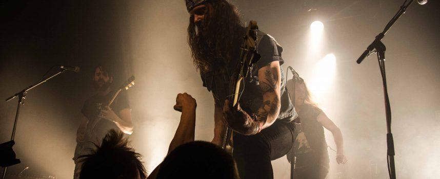 Death Alley neemt vrijdag afscheid van bassist Dennis in OCCII