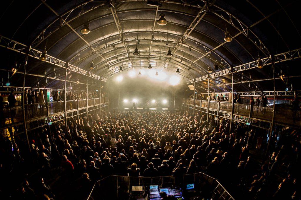 Navarone op Eurosonic, foto Rick de Visser