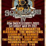 Poster ScumBash IV
