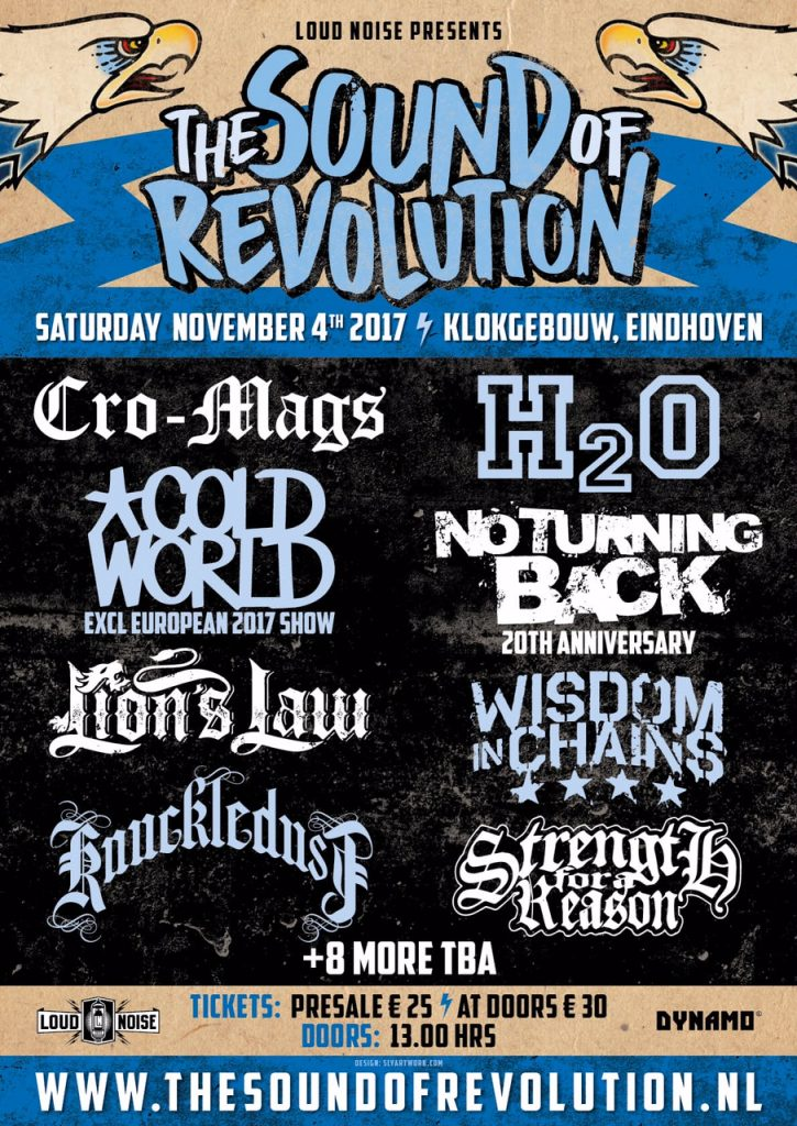 The Sound Of Revolution 2017