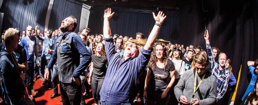 Heavy rockmuziek van eigen bodem op Noorderslag